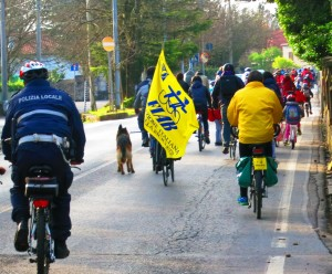 foto Bike to School 28.3.2014
